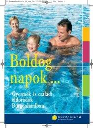 Gyermek és családi eldorádók Burgenlandban - Sonnentherme ...