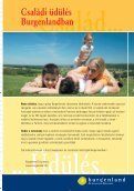 Gyermek és családi eldorádók Burgenlandban - Sonnentherme ... - Page 3