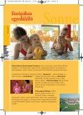 Gyermek és családi eldorádók Burgenlandban - Sonnentherme ... - Page 6