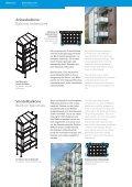 Balkone und Geländer Balconies and Balustrades - Schüco - Seite 6