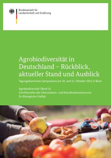 Agrobiodiversität in Deutschland - Genres