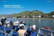 RHEIN & NECKAR - Radtouren Magazin
