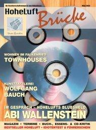 hohelufts bluesheld abi wallenstein - Redaktionsbüro Mark Bloemeke