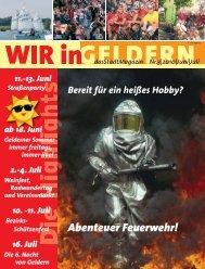 Abenteuer Feuerwehr! - WIR in Geldern