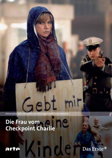 Die Frau vom Checkpoint Charlie - Veronica Ferres