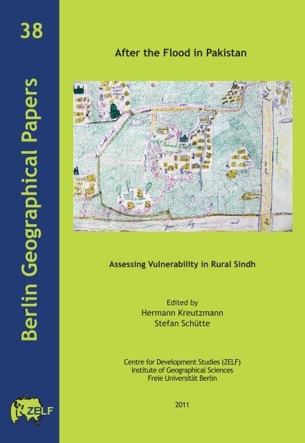 After the Flood in Pakistan 38 Berlin Geographical Papers - Freie ...