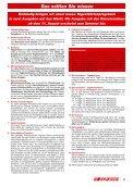 Fahrten in Ferienregionen - Der REISEKIKPROFI - Seite 5