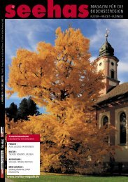 *Seehas-Oktober-November 2012.indd - Seehas Magazin