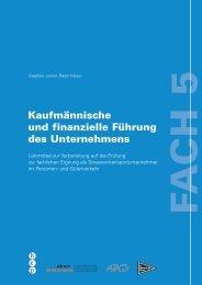 Lehrmittel Fach 5 - Les Routiers Suisses