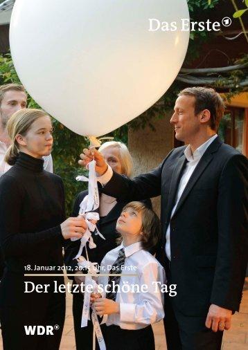 Der Letzte Scho?ne Tag - WDR.de