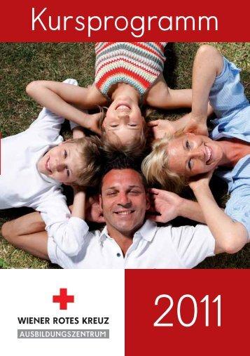 Kursprogramm - Österreichisches Rotes Kreuz