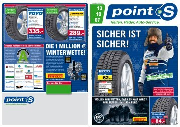Bei uns für Sie: Bester Reifenservice Deutschlands! * - RSU Reifen ...