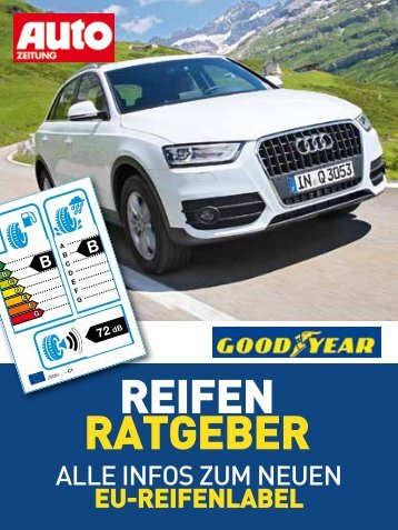 REIFEN RATGEBER - Goodyear Tires