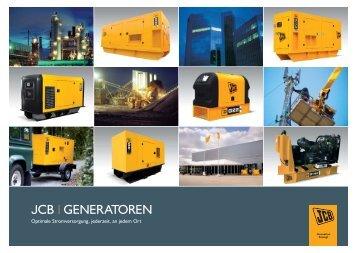 Generatoren - JCB