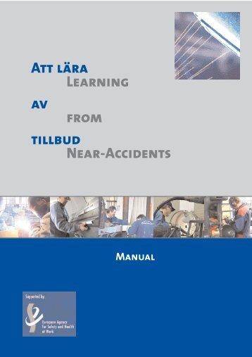 tillbud swedish - Near-Accident