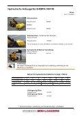 Anbaugeräte und Werkzeuge - Sherpa Miniloaders - Page 5