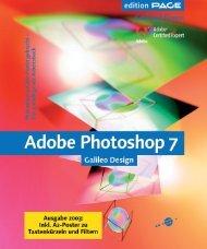 Adobe Photoshop 7 - Das grundlegende ... - Galileo Design