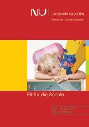 Fit für die Schule - Landkreis Neu-Ulm