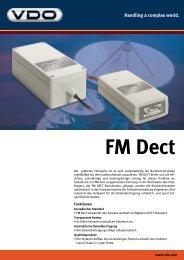 FM Dect