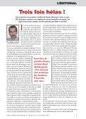 Gouvernement de Abbas El Fassi - Maroc Hebdo International - Page 2