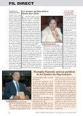 Gouvernement de Abbas El Fassi - Maroc Hebdo International - Page 5