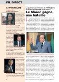 Gouvernement de Abbas El Fassi - Maroc Hebdo International - Page 7