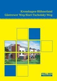 Kronshagen-Hühnerland Güstrower Weg/Kurt ... - Stoll Haus