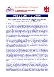 pressemitteilung - Vereinigung Hamburger Schiffsmakler und ...