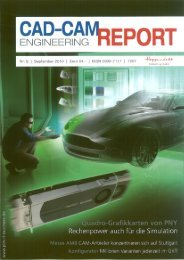 CAD-CAM Report September 2010 - 3D-Viewer