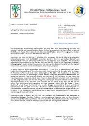 Aktive Bürgerstiftung Tecklenburger Land