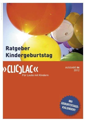 Mit GEBURTSTAGS - Clicclac