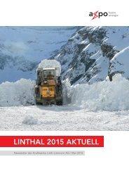 LINTHAL 2015 AKTUELL - Axpo