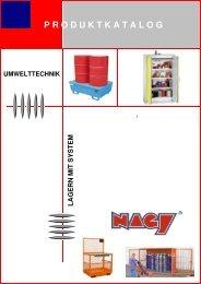 Fassregal - NAGY® Regalsysteme