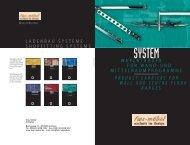ladenbau systeme system - Geschäftsausstattung von fws-moebel
