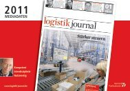 deutsch [PDF] - Logistik Journal