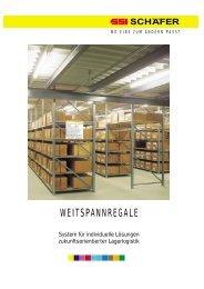 WEITSPANNREGALE - Paul-Orzessek.de