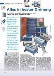 Alles in bester Ordnung D - Deutscher Landwirtschaftsverlag GmbH