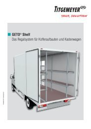 GETO® Shelf - Titgemeyer