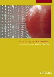 Sonderteile Katalog von ALPOS OPREMA. Special Parts Catalogue ...