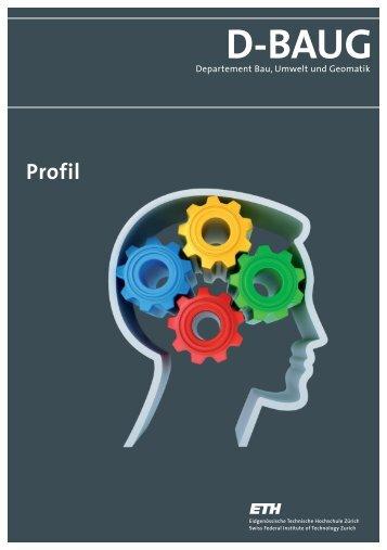 Profil D-BAUG (deutsch) (PDF, 3.8 MB - Departement Bau, Umwelt ...