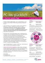 PC-los glücklich - globits