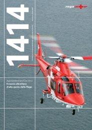 AgustaWestland Da Vinci: Il nuovo elicottero d'alta quota della Rega