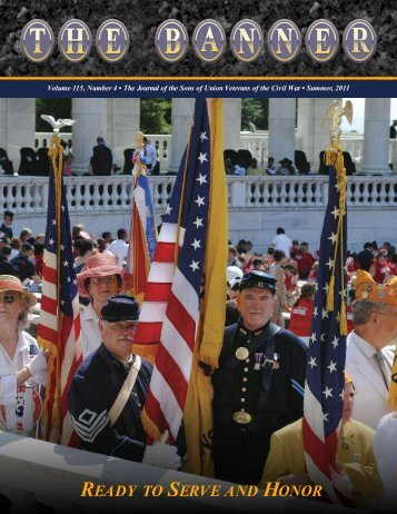 Summer 2011 - Sons of Union Veterans of the Civil War