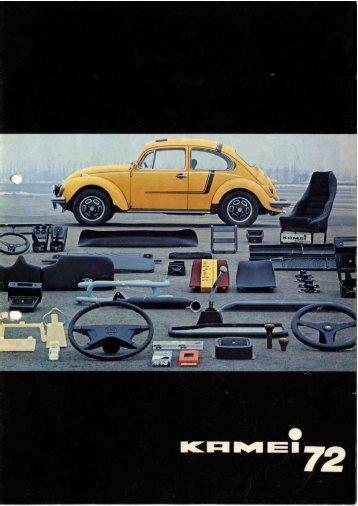 Kamei Prospekt 1972