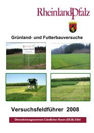 Versuchsfeldführer 2008.pdf - Obstbau - in Rheinland-Pfalz