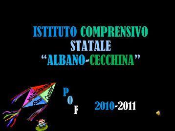 P - Istituto Comprensivo Albano-Cecchina