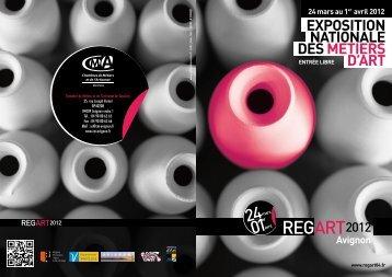 EXPOSITION NATIONALE DES METIERS D'ART - Chambre de ...