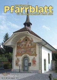 Pfarrblatt Juli 2010 (pdf 8 mb)