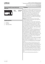 684629 Treibermodul REG für Relais/Glühlampen (24V/0 - Merten