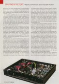 Rega Isis-Osiris Review - Living Sound + Vision - Page 5